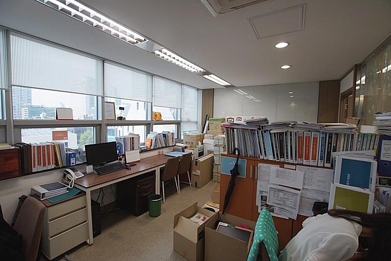 삼성동 인테리어 아주 훌륭한 사무실이 나왔습니다