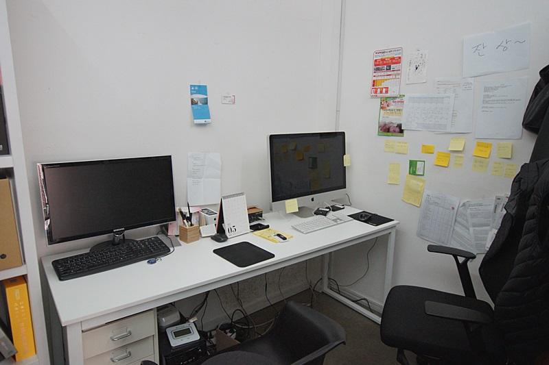 신사동 1층 아담한 사무실임대