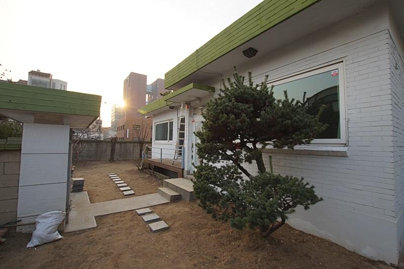역삼동 넓은 정원을 가진 단독주택 사무실임대