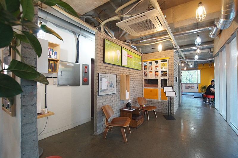 반포동 피트니스센터로 사용중인 사무실입니다