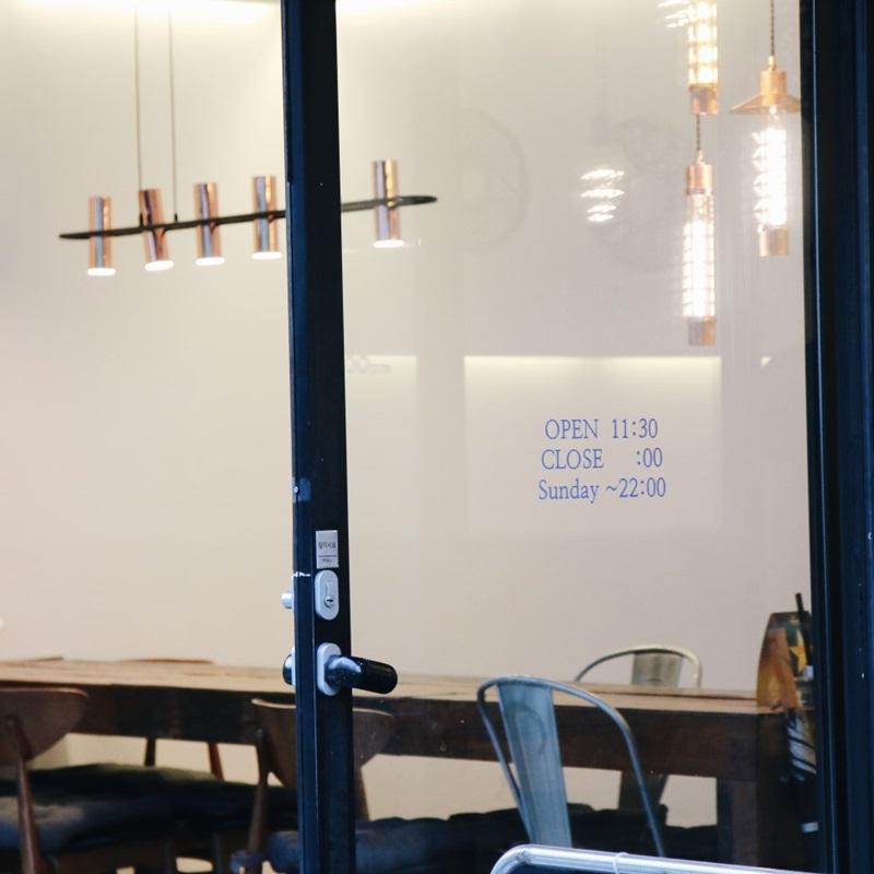 논현동 인테리어 훌륭한 1층 레스토랑 임대