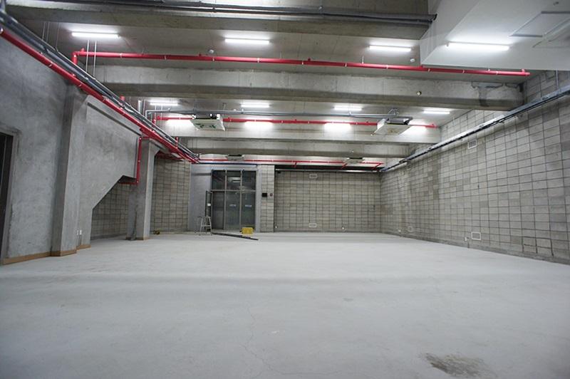 대치동 신축 기둥없이 넓은 지하사무실임대