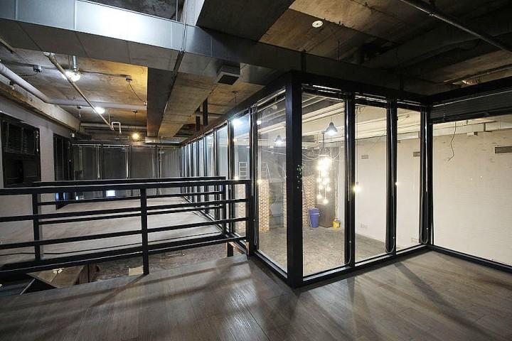 논현동 스튜디오 지하 복층 사무실임대