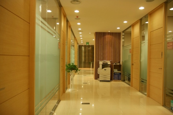 삼성동 룸많은 고급인테리어 사무실임대 현장