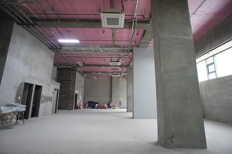 논현동 층고높은 지하사무실 대형사이즈