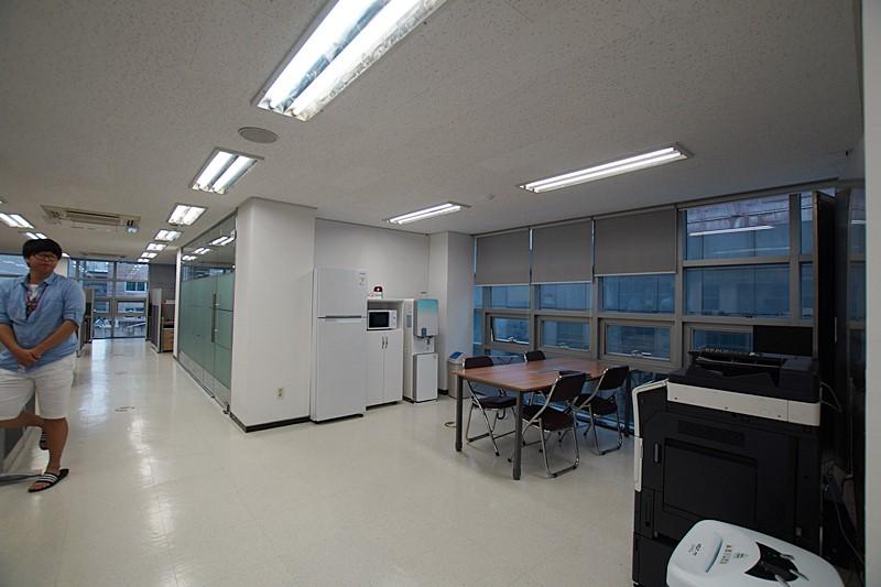 삼성동 착한임대료 대형사무실입니다