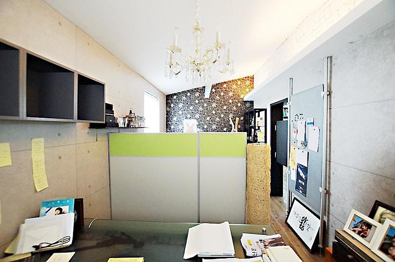 논현동 단독주택사무실 저렴한 임대료가 특징