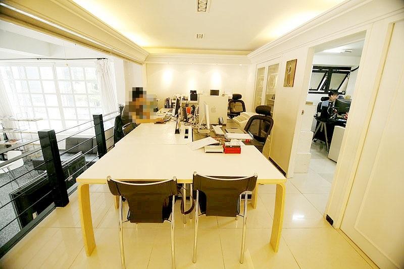 도곡동 1층사무실임대 세미복층구조의 예쁜공간