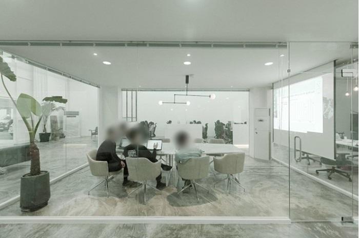 서초구 염곡동 인테리어 대박 사무실임대 지상스튜디오 강추
