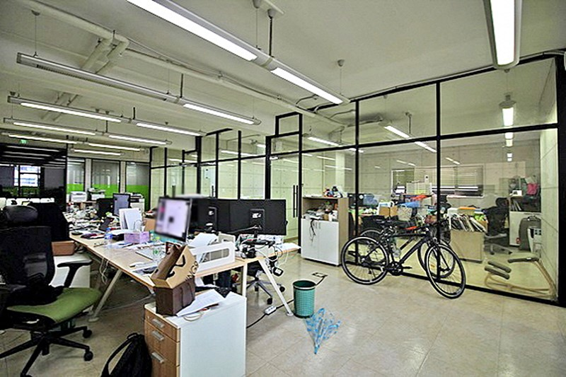 서초동 사무실임대 구조좋은 인테리어 사무실입니다.