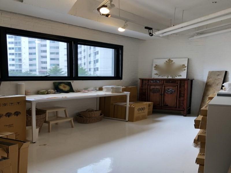 논현동 모던한 내외관의 아름다운 사무실임대