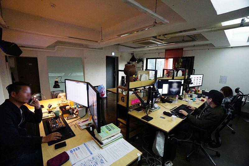 삼성동 테라스 넓은 사무실임대