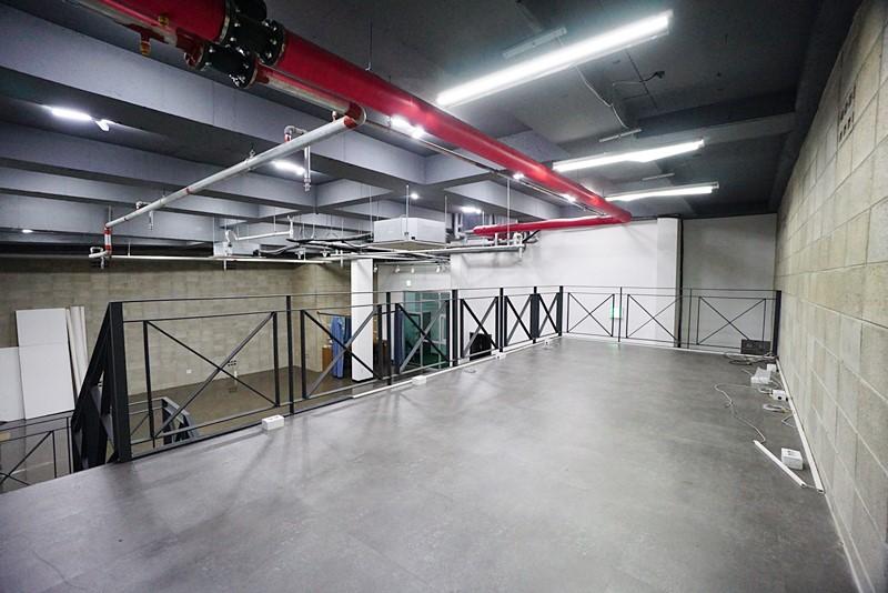 삼성동 복층구조 지하사무실 임대 스튜디오추천