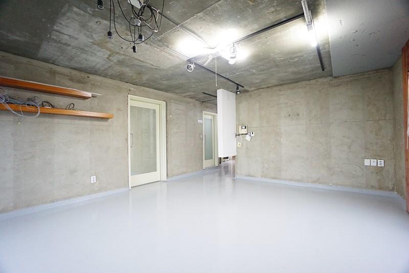 신사동 사무실임대 인테리어 노출컨셉의 예쁜 사무실