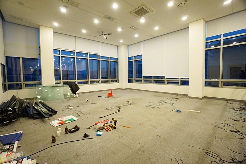삼성동 대형빌딩 법무법인 인테리어 사무실임대