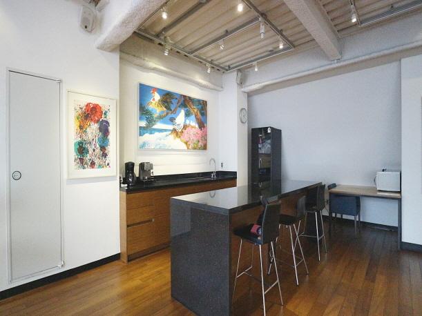 서초동 옥상층 특이한 공간 사무실임대