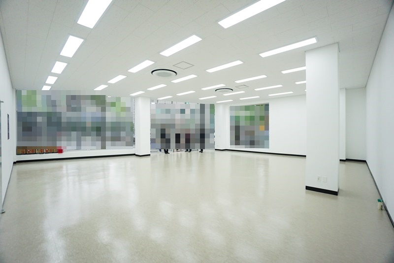 강남 통임대 신축사옥입니다.